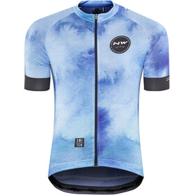 Northwave Iceland Bike Jersey Shortsleeve Men blue